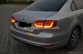 2011-2014 VW Jetta LED Tail Light Audi Style