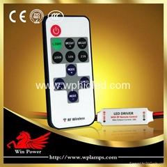 Mini RGB LED Strip Controller