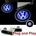 VW LED Ghost Shadow Light
