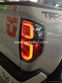 2014 Toyota Tundra led tail light