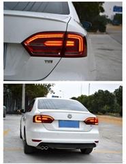 Error free hybrid version led tail light for 2011-2014 Volkswagen Jetta MK6