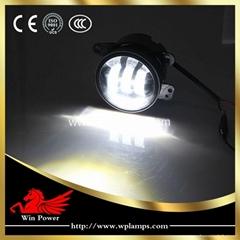 30W 4 inch high power LED fog light for Jeep wrangler  Dodge Journey Magnum PT