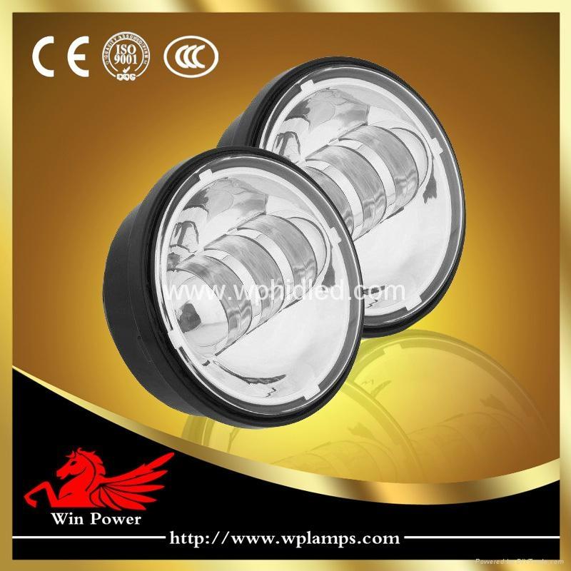 4.5寸哈雷摩托車LED 行車燈 5