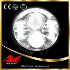 5.65 inch LED headlight for Harley davidson LED headlight High/low beam