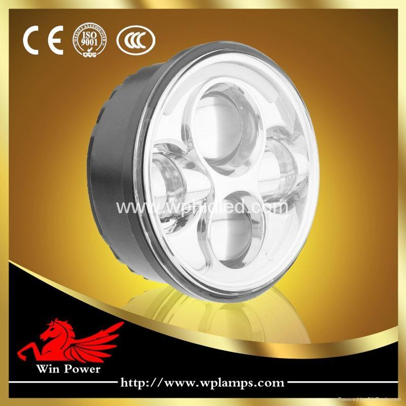 5.65寸哈雷摩托車LED 大燈 4
