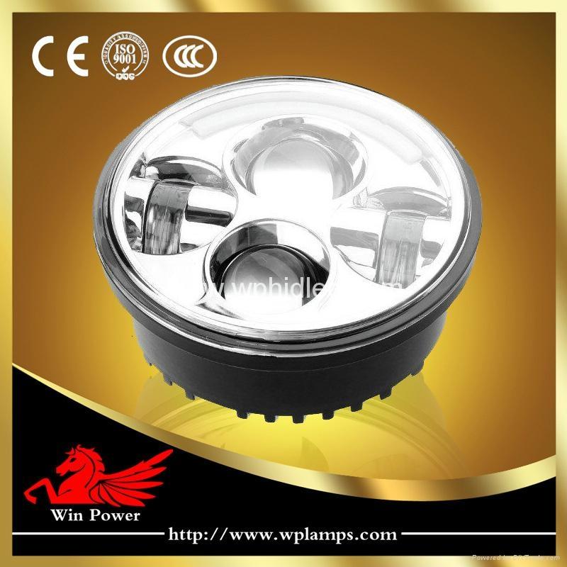 5.65寸哈雷摩托車LED 大燈 7
