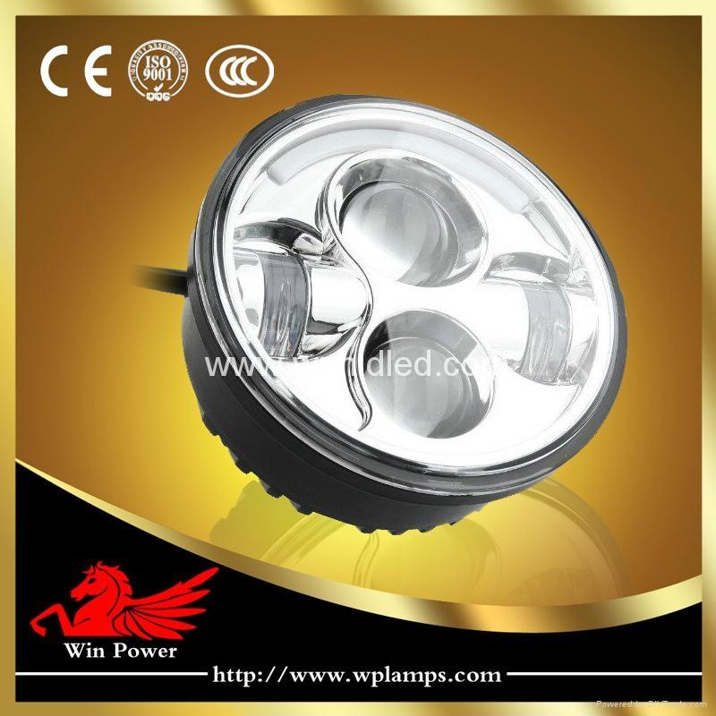 5.65寸哈雷摩托車LED 大燈 8