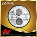 5.65寸哈雷摩托車LED 大燈 9