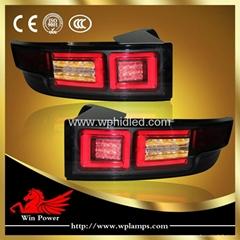 LED Tail Light  For Land Rover Range rover Evoque LED rear lamp