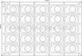 RFID Prelams RFID Inlay 5 x 5