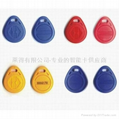 鑰匙扣RFID Key Fob