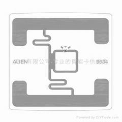 供應超高頻電子標籤ALN-9634