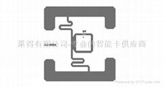 RFID Alien H3 Chips EPC Gen2 AZ9634 Wet Inlay