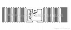 AZ9610 Wet Inlay EPC Gen3