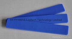 RFID silicone laundry tag RFXY10015