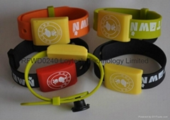 RFID anti-open wristband RFWD0240