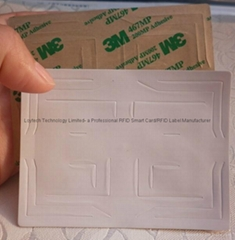 超高频挡风玻璃标签