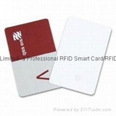 125Khz RFID PVC Smart Card HITAG 2