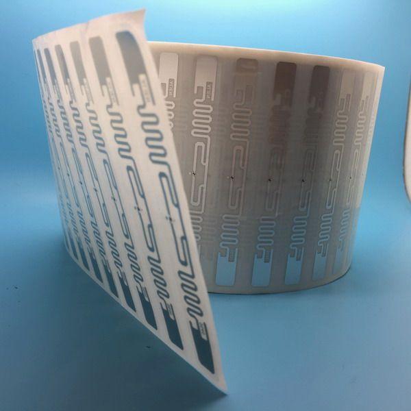 rfid paper label
