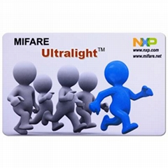 MIFARE Ultralight IC Car
