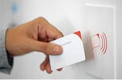 Legic MIM1024 smart card