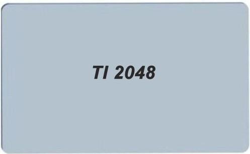 TI 2048 PVC卡 TI 2048 白卡 1
