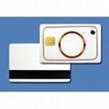 復合卡生產商,外貿雙頻卡 2