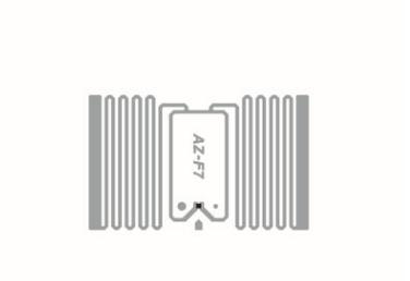 AZ-F7 U-CODE7 26x16mm 超高频干inlay rfid电子射频智能标签 4
