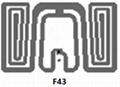 超高頻 Inlay F43 4