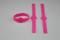 RFID silicone wristband RFWK0028Y