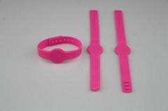 RFID硅膠手腕帶RFWK0028Y