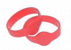 RFID硅膠手腕帶
