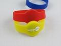 RFID silicone wristband RFWD0064Y