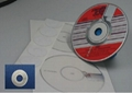 RFID CD label tags
