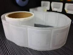 ISO15693 ICODE Slix HF RFID Paper Tag