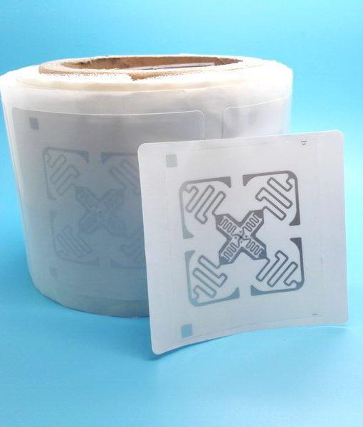Impinj H47,超高頻不干膠電子標籤/Inlay,RFID電子標籤 1