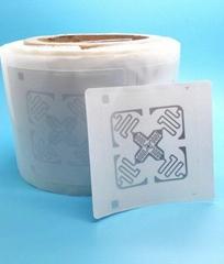 H47 Monza 4E White RFID Label