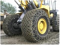 20型装载机轮胎保护链