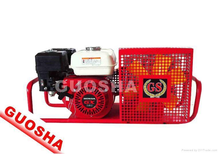 国厦牌30MPA正压式空气呼吸器充气泵 1