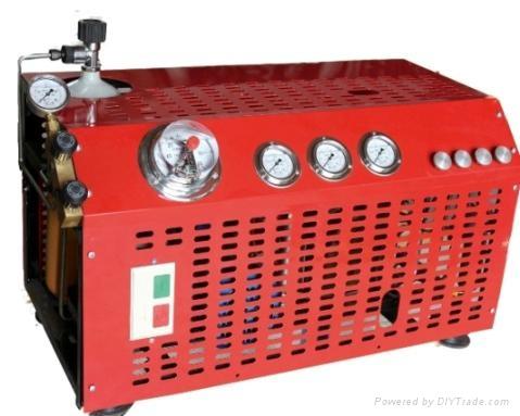 天然气双燃料改装用的气密性检测高压空气压缩机装置 1