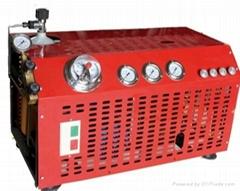 天然气双燃料改装用的气密性检测高压空气压缩机装置