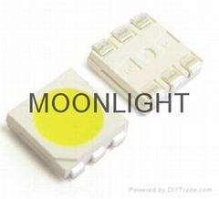 0.2W 5050 SMD LEDs,Purple,Blue,Green,Yellow,Red,RGB,White,Warm White,