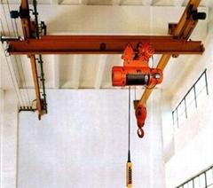 扬州LDA型电动单梁起重机