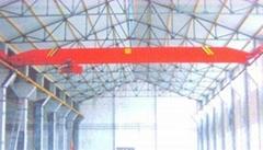 南通LX型电动单梁悬挂起重机