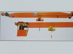 池州SDXQ-3型手动单梁悬挂起重机