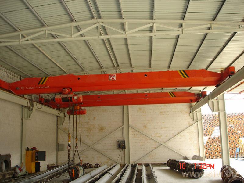 芜湖双梁起重机货梯尺寸 1