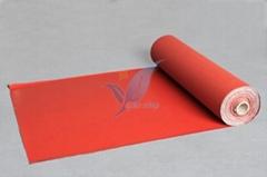 硅橡胶玻纤复合布