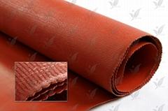 高溫通風管硅膠布