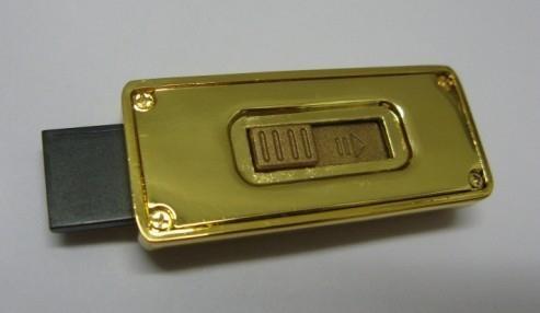 gold bar usb flash disk 3