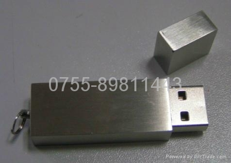 USB2.0金属U盘 1